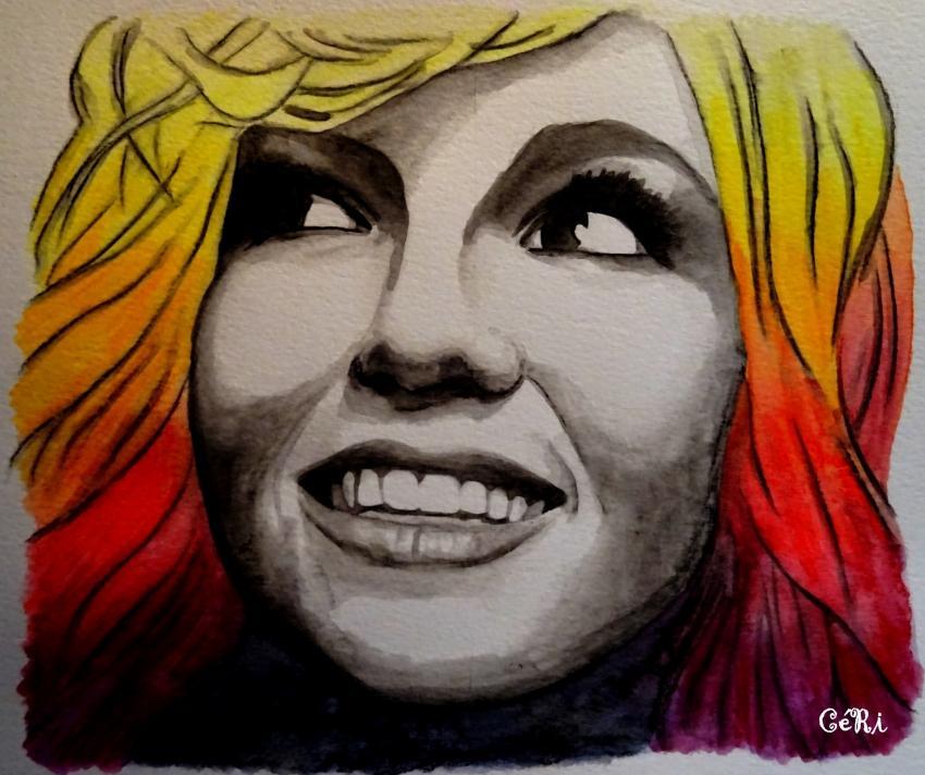 Britney Spears by Jodylinn
